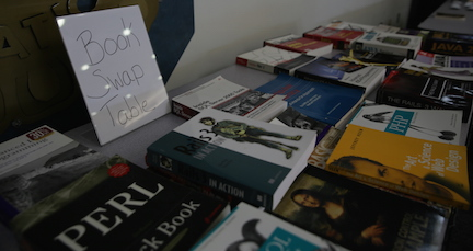 Madison PHP Book Swap